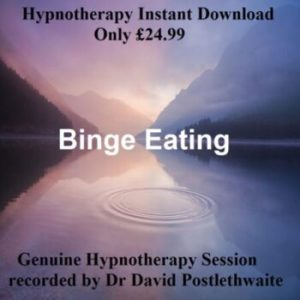 Hypnotherapy Binge Eating