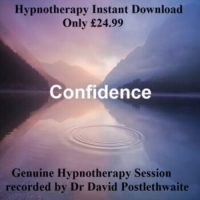Confidence Hypnotherapy