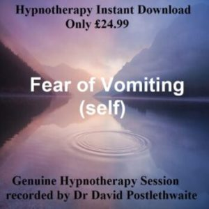 Hypnotherapy Fear of Vomiting
