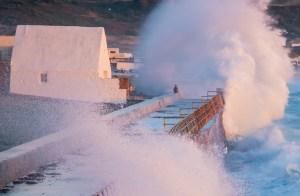 Wave Splash, St Ouen, Jersey, Channel Islands