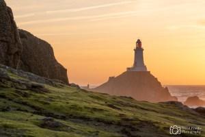 Corberie, Lighthouse, Landscape, layers.