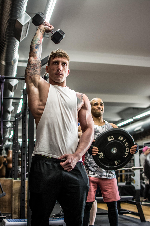 La Fitness Henrietta : fitness, henrietta, Muscles, David, Photographer