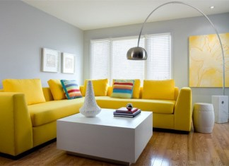 Gray-Yellow-living-room