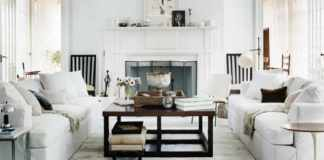 white-living-room-rustic-vintage-style