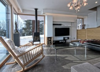 Rocking+chair+for+living room+decoration
