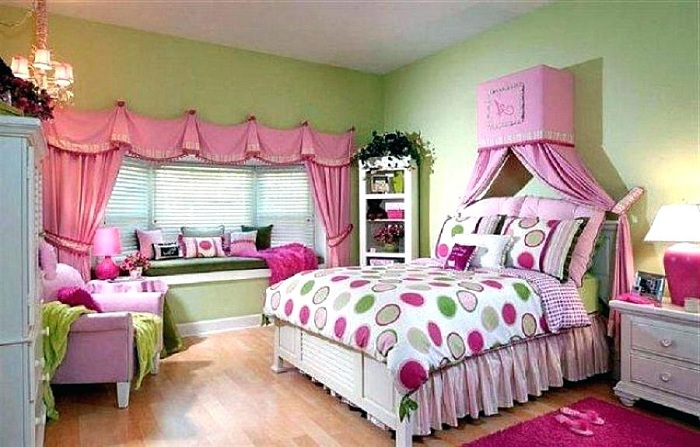 Decorating Girly And Cute Bedroom Ideas For Teenage Girl Bedroom Ddr