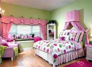 Girly-And-Cute-Bedroom-Ideas-For-Teenage-Girl-Bedroom
