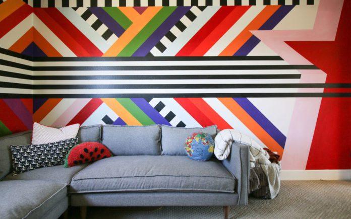 Colorful Murals