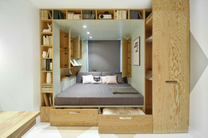 Multifunctional-Bedroom