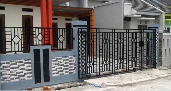 Metal Gate Design