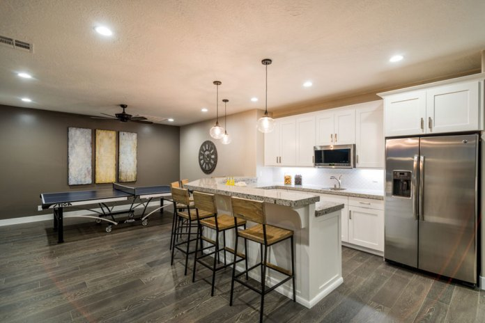 Turning Basement into a Kitchen