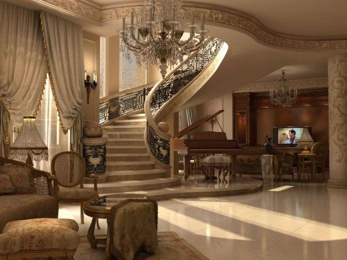 Luxurious Staircase Design