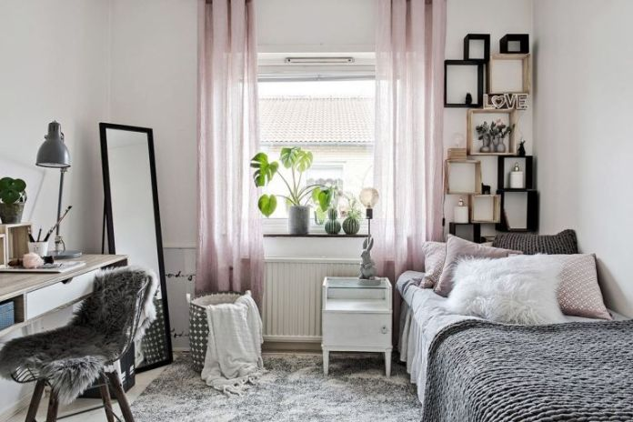 Arrange The Furniture as Neat as Possible