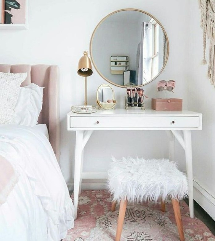 Use a Dressing Table