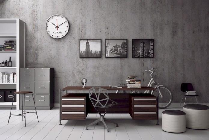 Simple Gray Industrial