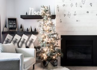 Beautiful and Minimalist Christmas Decoration Ideas For Your Home