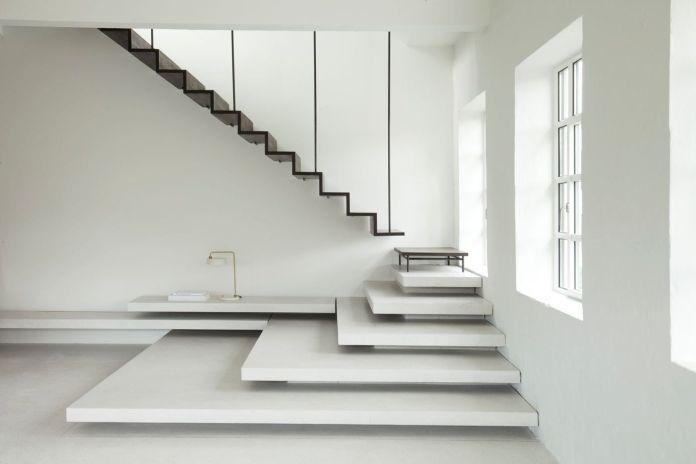 Modern Minimalist Staircase Design