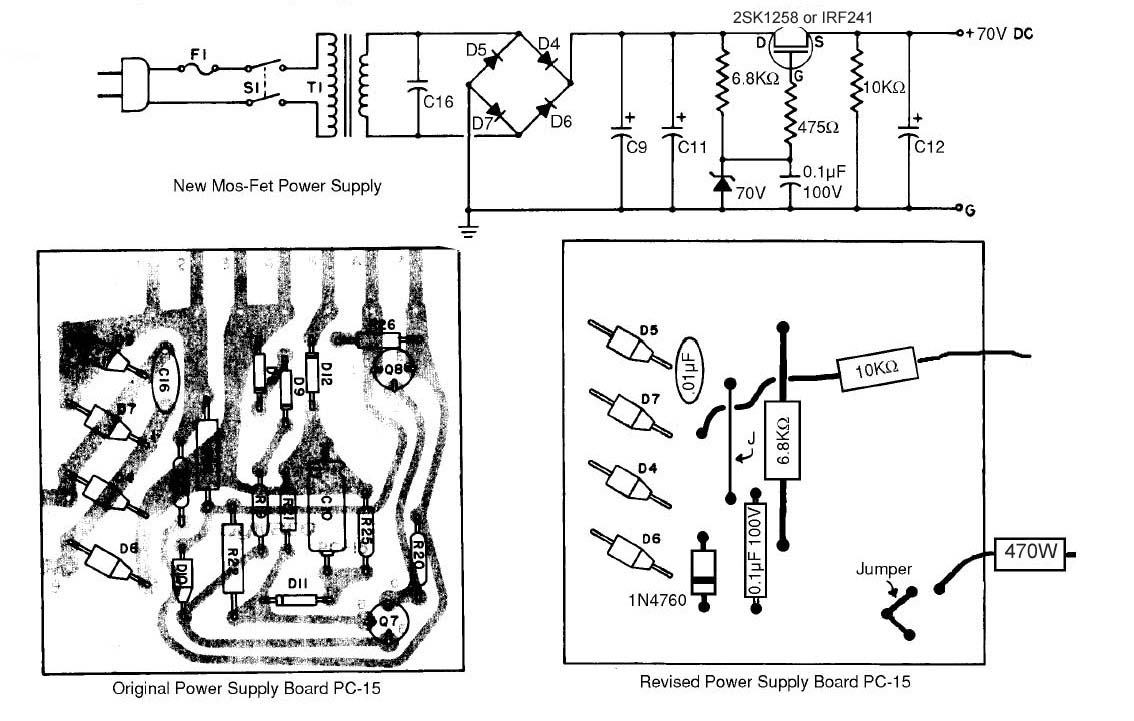80v mosfet for power supply designs