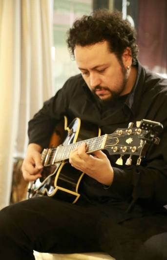 David Regueiro Trio 6