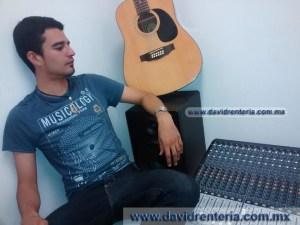 david renteria estudio de grabacion 2015