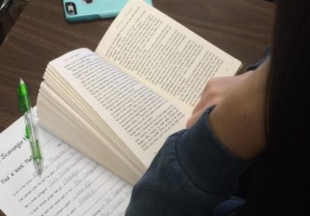 free choice reading