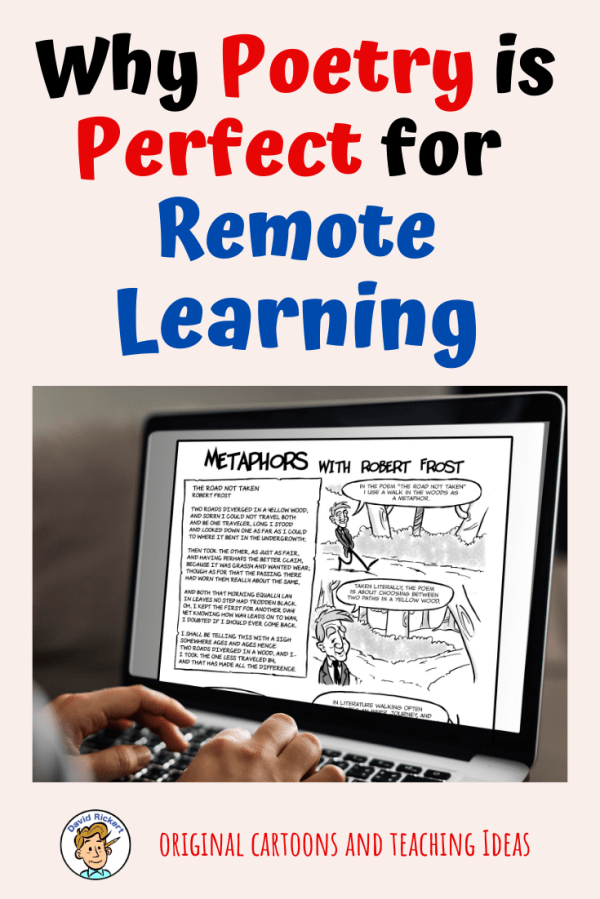 poetry remote learning digital learning distance learning