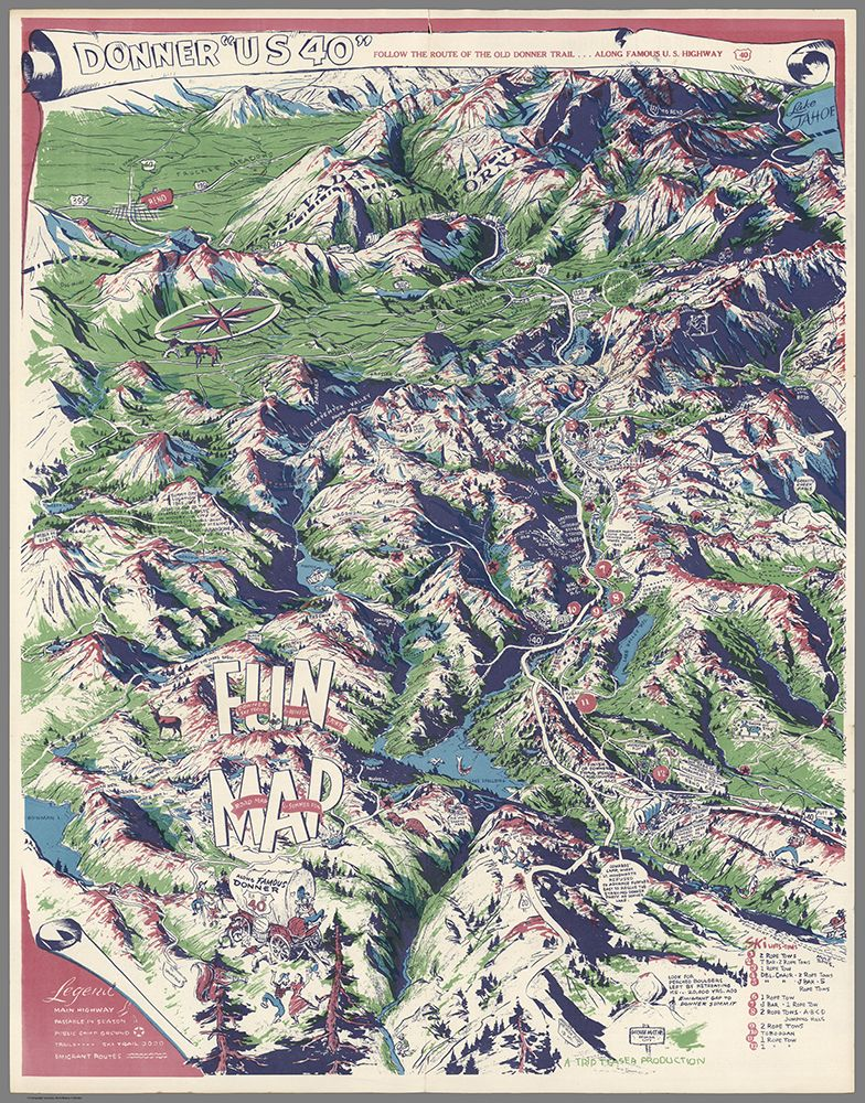 david rumsey map collection cartography associates reprint mint