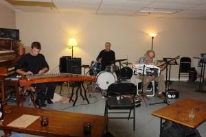 David Sait, John Heward, Eugene Chadbourne