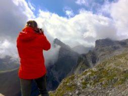 Photographing picos de europa