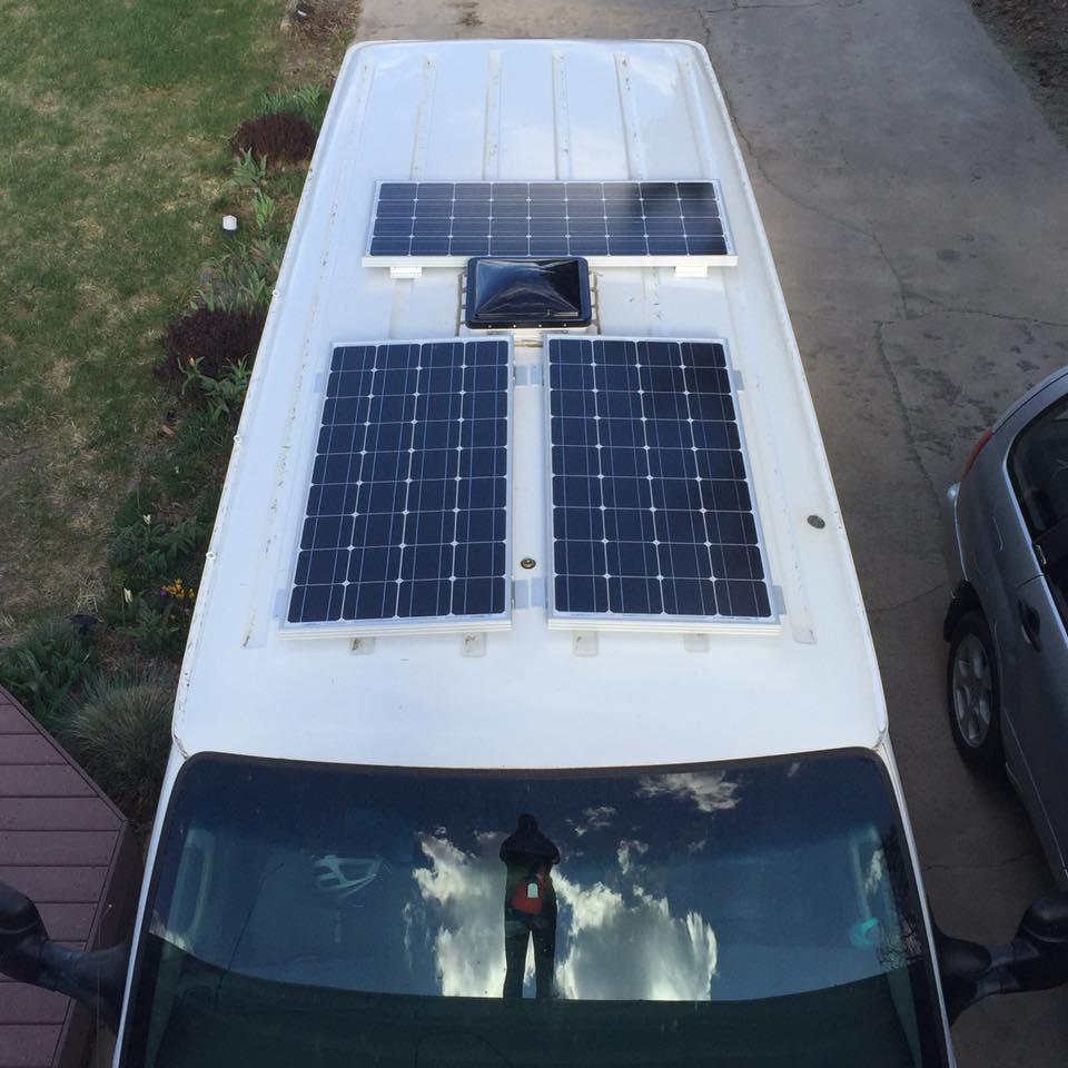 How to Install Renogy Solar Panels on Your Van | VanLife Academy