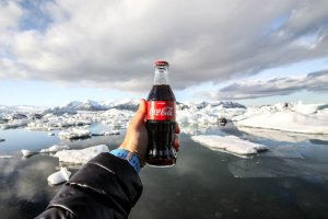 Earth friendly coke