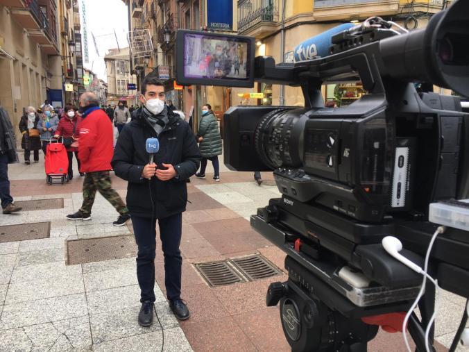 David SanRoA en TVE (1)