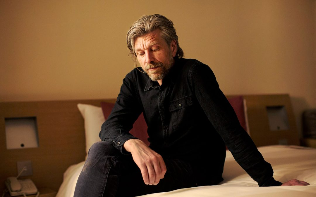 Why is Karl Ove Knausgaard Afraid of Therapy?