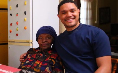 Highly Recommended: Audiobook of Trevor Noah's Memoir