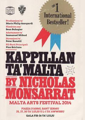 Kappillan ta' Malta Poster