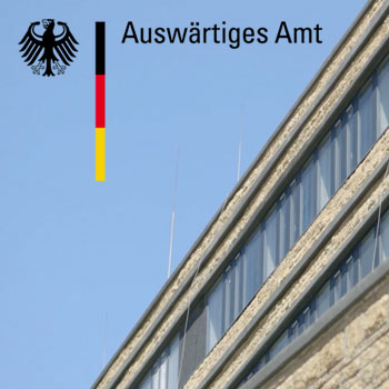 Auswärtiges Amt der BRD, Schnittbüro Berlin, Addis Abeba, Building for peace and security, David Schwager, Music, Mix