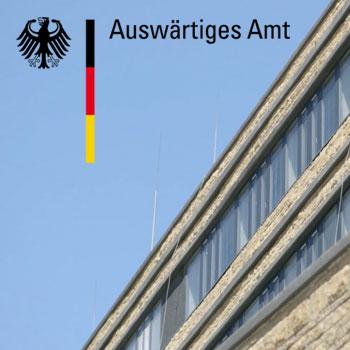 Auswärtiges Amt der BRD, Schnittbüro Berlin, Addis Abeba, Building for peace and security, David Schwager, Music, Mix