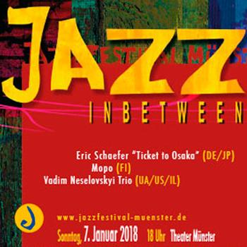 Jazz InBetween Muenster - David Schwager - Balance Engineer