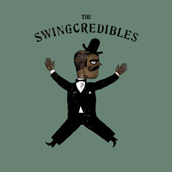 The Swingcredibles Big Band - David Schwager - Recording Producer, Tonmeister, Mix