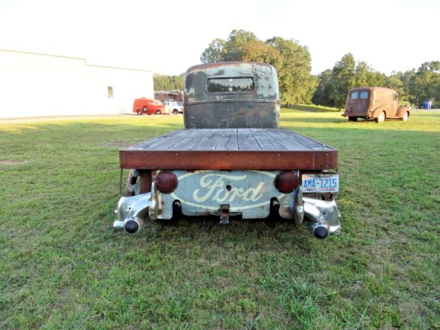 1941 Ford Truck Front Fenders