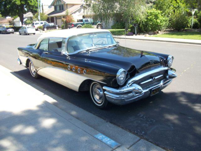 1955 Buick Roadmaster Base Hardtop 2 Door 5 3l For Sale Buick