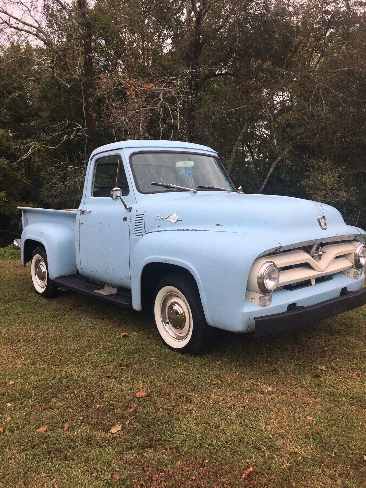 1955 Ford F100 For Sale : Manual, Channelview,, Texas,, United, States