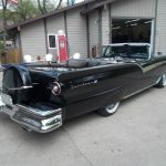 1957 Ford Fairlane 500 Retractable Skyliner Black And Beautiful For Sale Ford Fairlane 1957 For Sale In Devils Lake North Dakota United States
