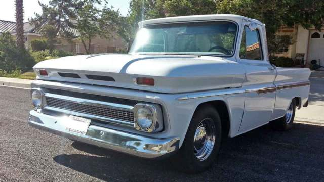 1964 Chevy C10 Short Bed