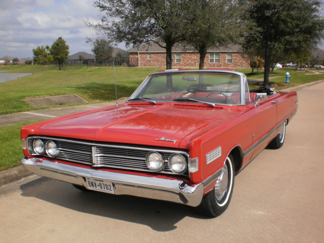1966 mercury park lane for sale