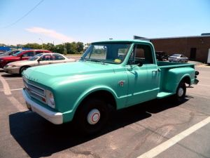 1967 Chevrolet C10 Step Side Pickup Truck Low Mileage for