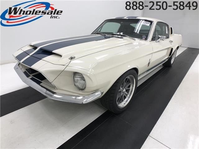 A lot were sold and many are. 1968 Ford Mustang Shelby Gt500 Fastback Tribute Huge Dealer New To Ebay Free For Sale Ford Mustang 1968 For Sale In Mount Juliet Tennessee United States