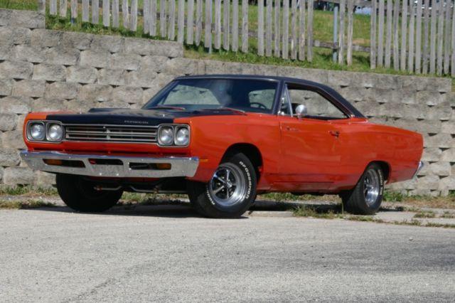 1969 Orange Runner Road