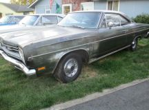 1969 Plymouth Sport Satellite for sale - Plymouth Road ...