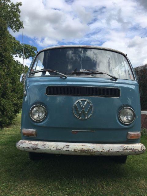 1970 Van For Sale : Find!, Original, Paint, Camper, Volkswagen, Bus/Vanagon, Kipton,, Ohio,, United, States
